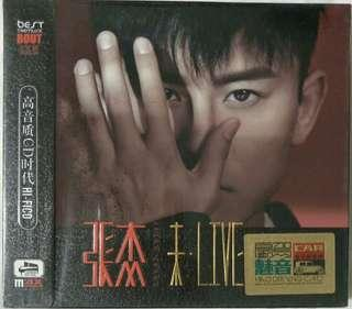 [Music Empire] 张杰 - 《末 LIVE》新歌 + 精选 ‖ Zhang Jie Greatest Hits Audiophile CD Album