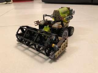 Lego 76054 淨車(已砌)