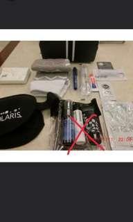 🚚 聯合航空盥洗包