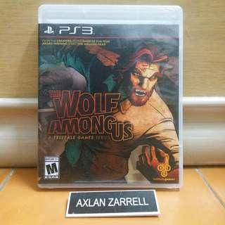 Playstation 3 Games : PS3 The Wolf Among Us