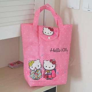 🚚 Hello Kitty購物袋禮物袋
