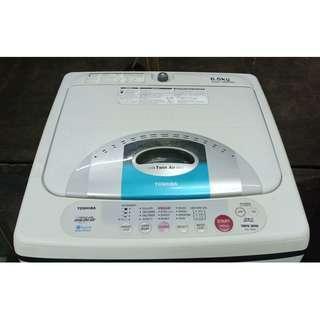 WASHING MACHINE TOSHIBA 6.5KG