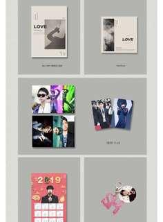 EXO Sehun Photobook set