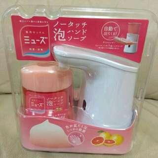 🚚 日本MUSE自動感應給皂機組