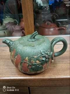 宜興紫砂壺(186)