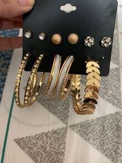 H&M Earrings Set