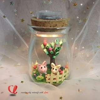 [CUSTOMIZED VALENTINE'S DAY GIFT] Handmade Paper Quilling 3D Miniatures