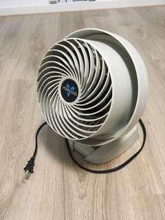美國Vornado 循環扇 電風扇 8寸 530w