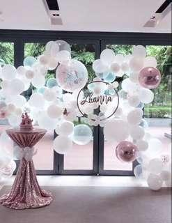 Balloon Installations for Events