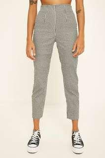 Luck & Trouble gingham pants