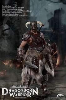 No. CM003 - 1/6 Ancient Times: Dragonborn WarriorCmToys