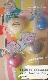 Poli squishy Set