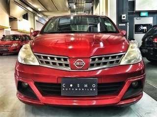 Nissan Latio 1.5 Auto
