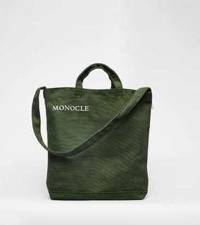 Monocle Tote Bag