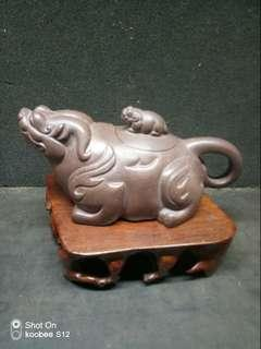宜興紫砂壺(193)