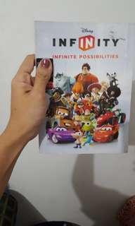 Imported book infinity disney