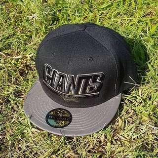 New York Giants Vintage NFL Football Snapback Cap