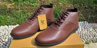 BRODO Toraja E+ Brown - Size 40