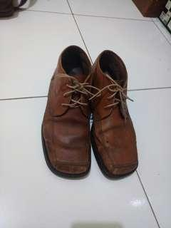 #maups4 sepatu Boots Next