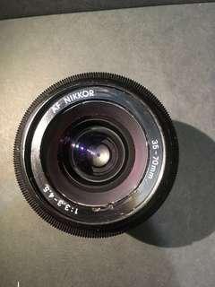 AF NIKKOR 35-70mm F3.3-4.5