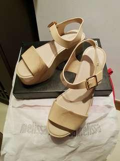 *New CNY Shoes* Authentic Melissa Mar AD Marble Beige US7