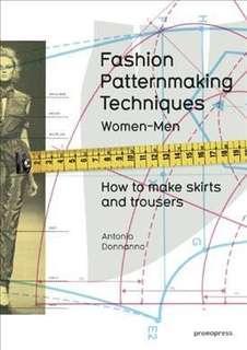 Fashion Patternmaking Volume 1