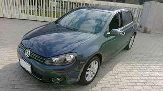 2010 VW GOLF 1.4TSi