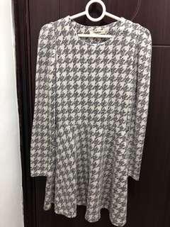 韓國 連身裙 made in Korea one piece