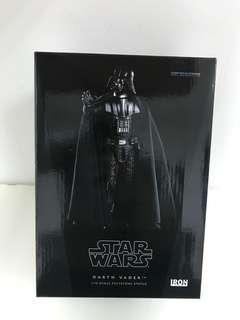 Star Wars Darth Vader art scale 1/10