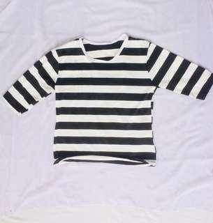 Stripes Shirt BW