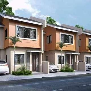 Single Attached House and Lot in ST Francis Hills Consolacion