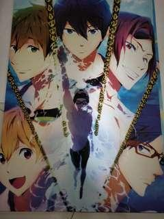 A3 Free! Posters
