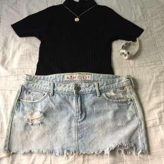 Medium Hollister Skirt (size 7)