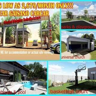 Affordable Lot in Carcar City Cebu