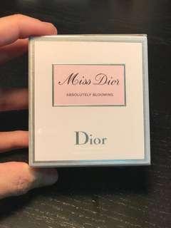 Miss Dior Absolutely Blooming 50ml BNIB