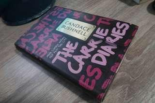 Carrie Diaries by Candace Bushnell