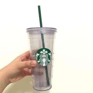 🚚 Starbucks 星巴克 冷水杯