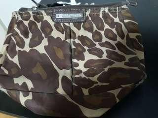 For FREE!!! Worth of PHP300 Items and Up!!! PreLoved Cosmetic Pouch (Nine West Brand)