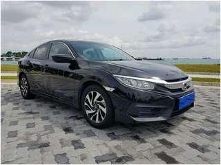 HONDA CIVIC 1.6 VTI CVT