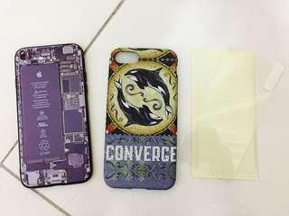iPhone 7 casing&screenprotector
