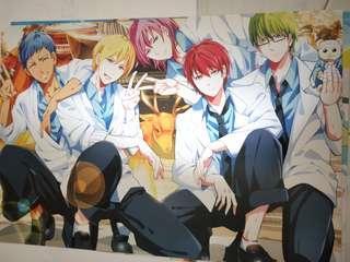 A3 Poster kuroko no basket