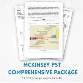 McKinsey PST Test (CHEAPEST IN SINGAPORE)
