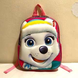 Paw Patrol Everest Backpack or Schoolbag