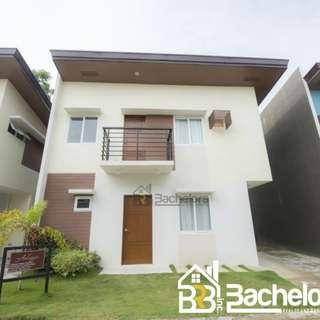 Singe Attached House and Lot in Consolacion Cebu