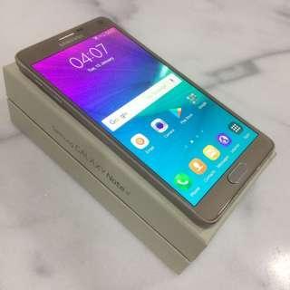 Samsung Note 4 32GB Bronze Gold