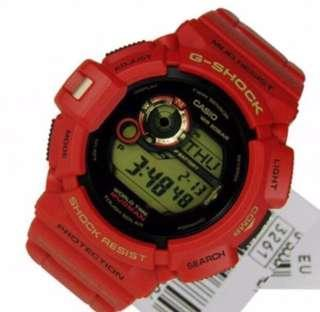 G-Shock 30th Anniversary: G-9330A-4DR Mudman chinese new year