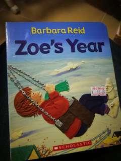 書~Zoe's Year