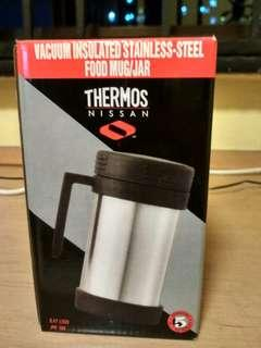 Stainless Steel Thermos Flask JMF-500