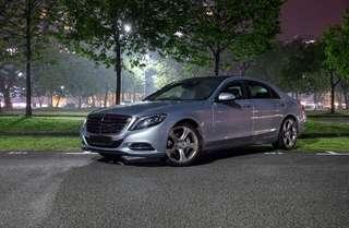 Genuine Mercedes-Benz C-Class W204 Rear Brake Pads A0074208520