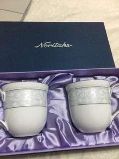🚚 Noritake對杯